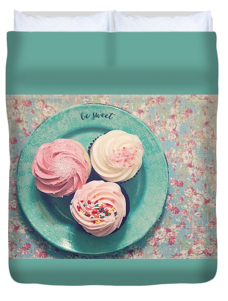 Be Sweet Duvet Cover