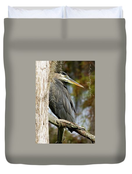 Be The Tree Duvet Cover by Lamarre Labadie