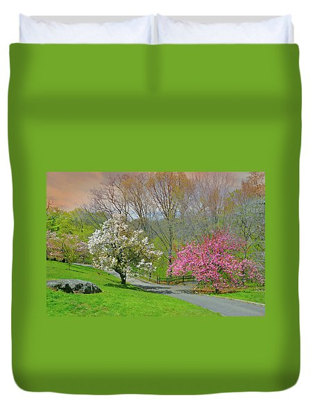 Duvet Cover featuring the photograph Be True To Yourself by Diana Angstadt