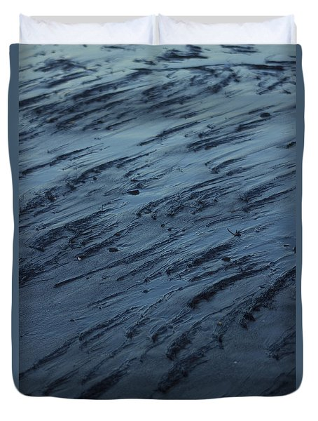 Beach Abstract 20 Duvet Cover