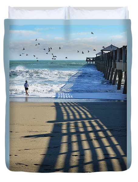 Beach Bliss Duvet Cover