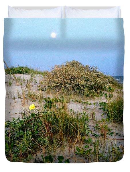 Beach Bouquet Duvet Cover