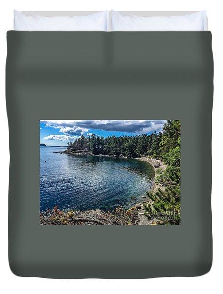 Beach Days Duvet Cover