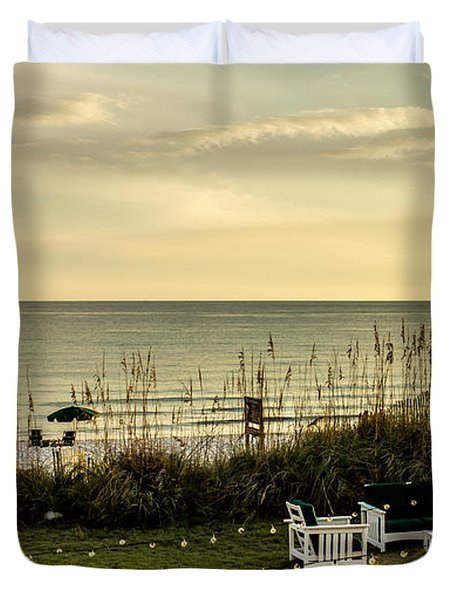 Beach Dreams Duvet Cover