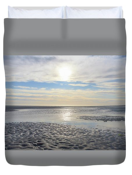 Beach II Duvet Cover