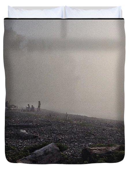 Beach Mist  Duvet Cover