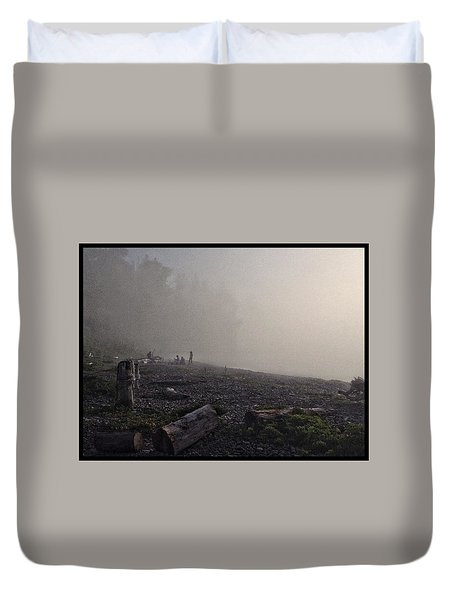 Beach Mist  Duvet Cover