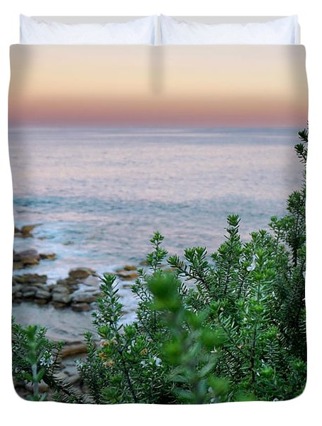 Beach Retreat Duvet Cover