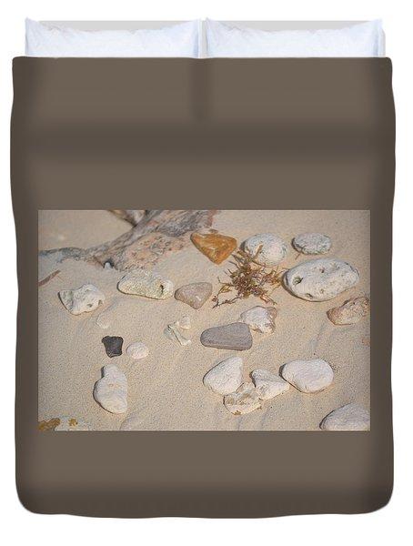 Beach Treasures 2 Duvet Cover