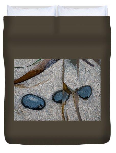 Beach Treasures Duvet Cover
