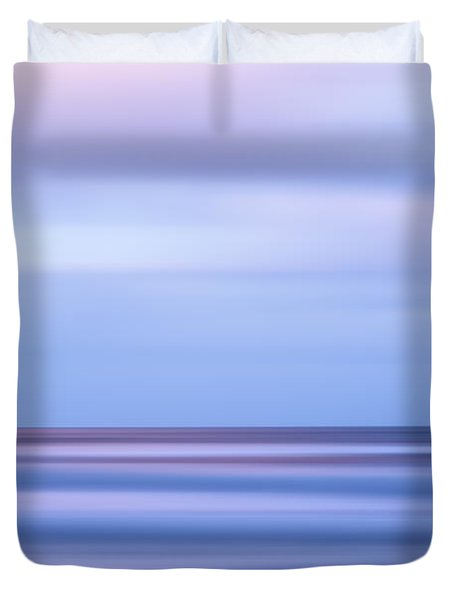 Beach X Duvet Cover