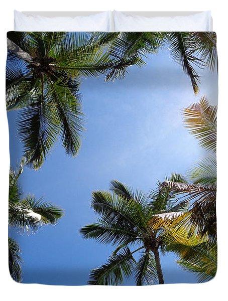 Beachday Duvet Cover