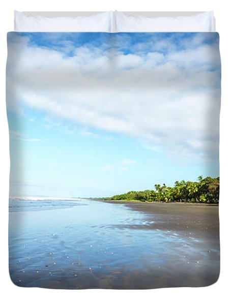 Beaches Of Costa Rica Duvet Cover