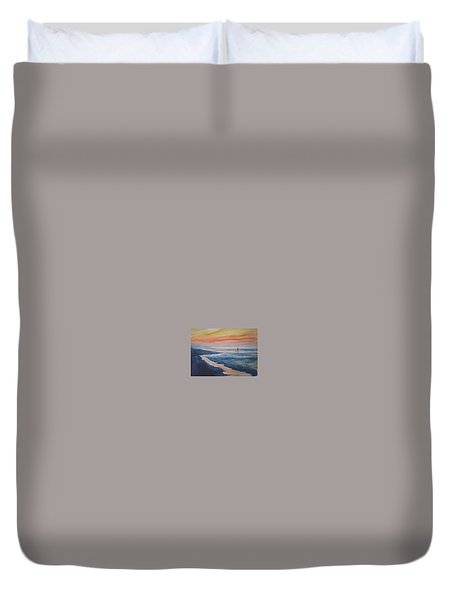 Beachwalker Duvet Cover