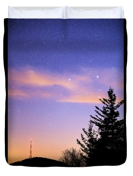 Beacon Lights Duvet Cover