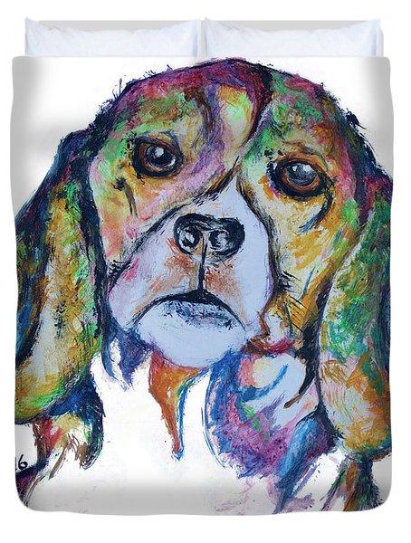 Beagle Duvet Cover