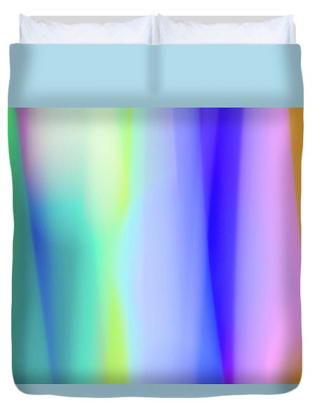 Beaming Duvet Cover