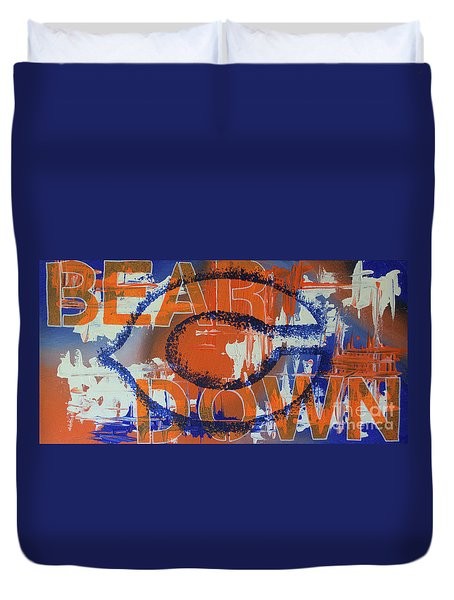 Bear Down Duvet Cover