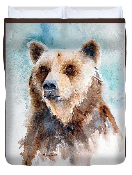Bear Essentials Duvet Cover