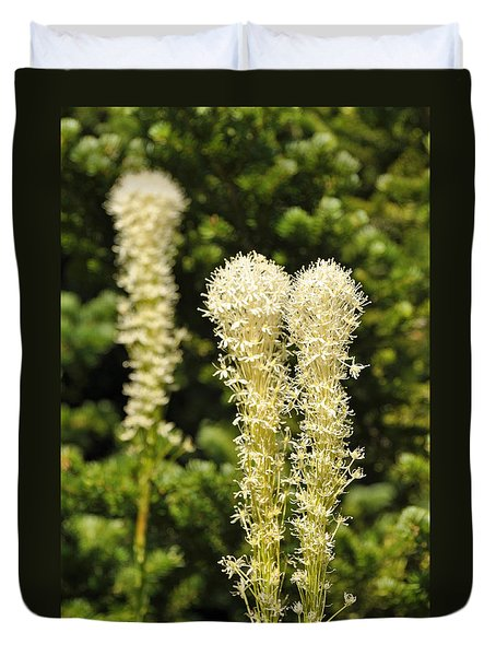 Bear Grass Duvet Cover