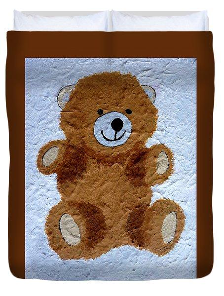 Bear Hug Duvet Cover