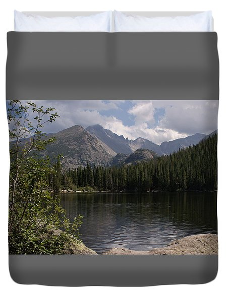 Bear Lake 1 Duvet Cover