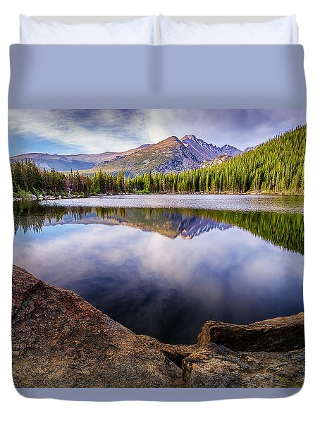 Bear Lake 3 Duvet Cover