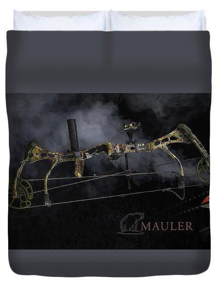 Bear Mauler Duvet Cover