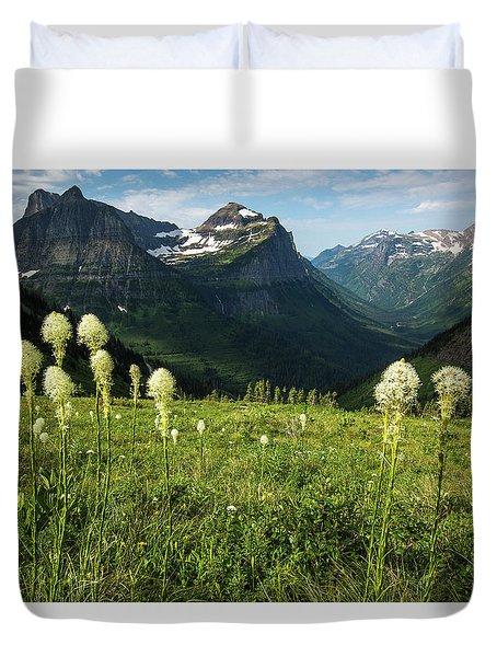 Beargrass - Glacier Np Duvet Cover