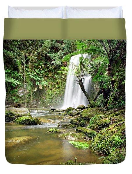 Beauchamp Falls Duvet Cover