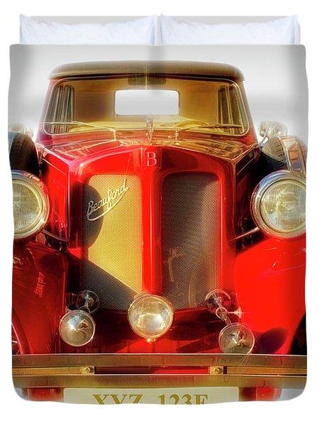 Beauford Classic Car Duvet Cover