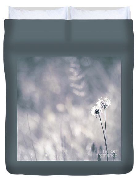 Duvet Cover featuring the photograph Beaute Des Champs - 0101 by Variance Collections