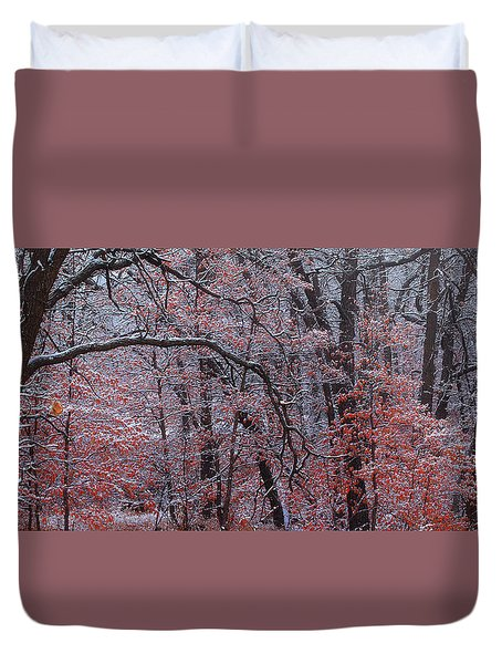 Beautful Change Duvet Cover