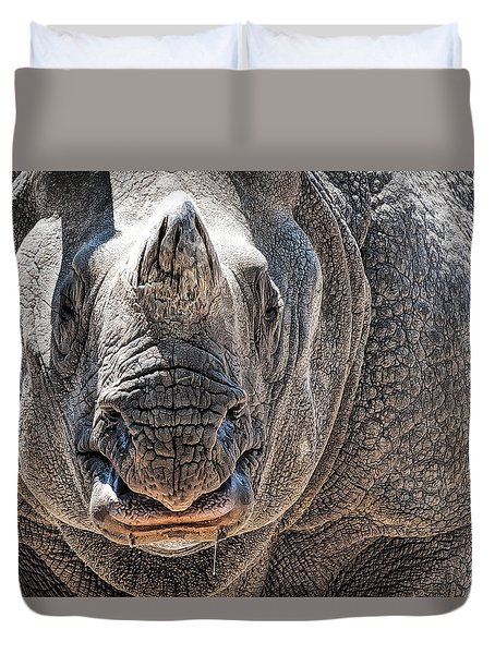 Beautiful Beast Duvet Cover