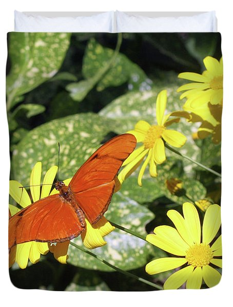 Beautiful Butterflies Duvet Cover