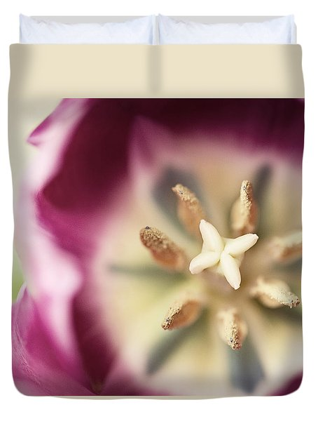 Beautiful Child Duvet Cover by Lisa Russo