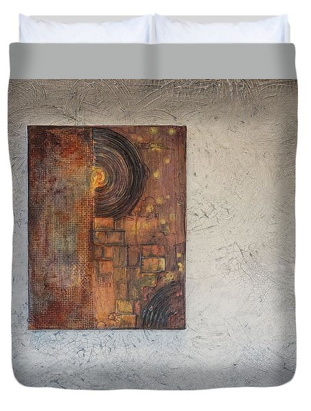 Beautiful Corrosion Too Duvet Cover