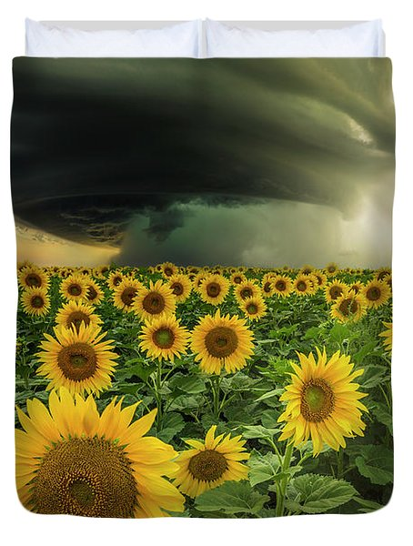 Beautiful Destruction  Duvet Cover