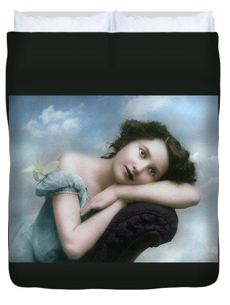Beautiful Dreamer Duvet Cover by John Rivera