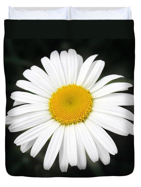 Beautiful Flower Duvet Cover by Milena Ilieva