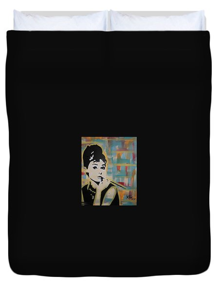 Beautiful Hepburn Duvet Cover
