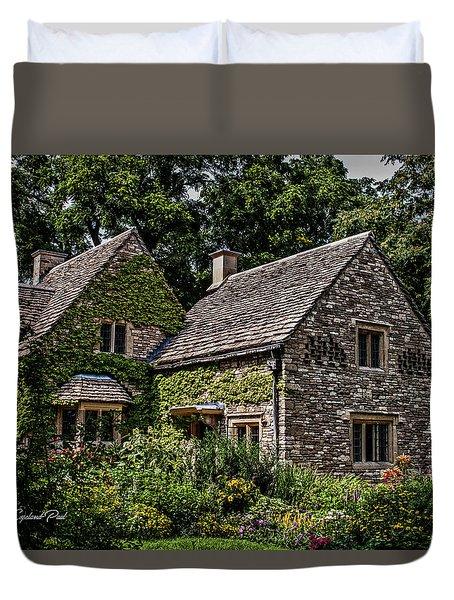 Beautiful Home Duvet Cover by Joann Copeland-Paul