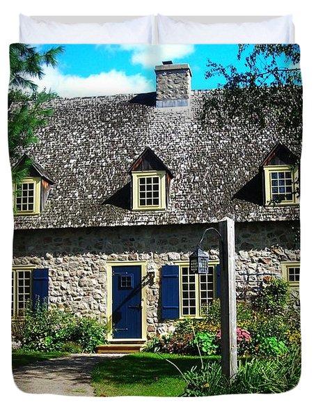 Beautiful Home ... Duvet Cover by Juergen Weiss