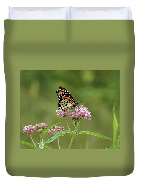 Beautiful Monarch Duvet Cover