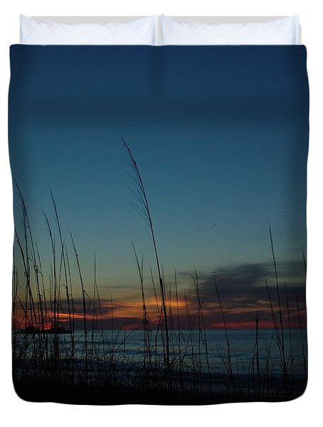Beautiful Morning Duvet Cover