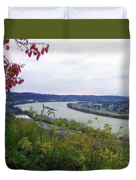 Beautiful Ohio Duvet Cover
