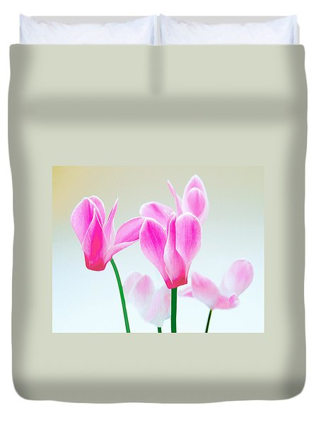 Beautiful Pink Duvet Cover