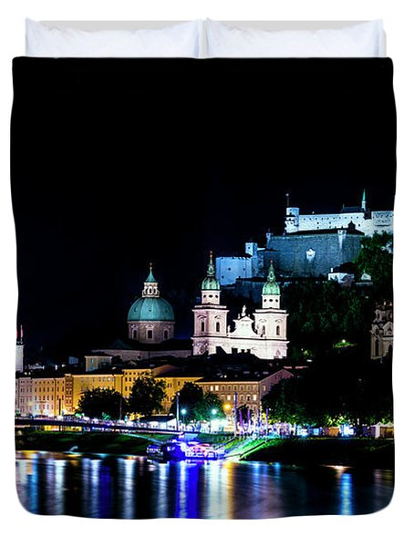 Beautiful Salzburg Duvet Cover