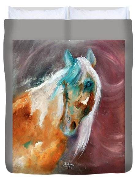 Beautiful Spirit Duvet Cover