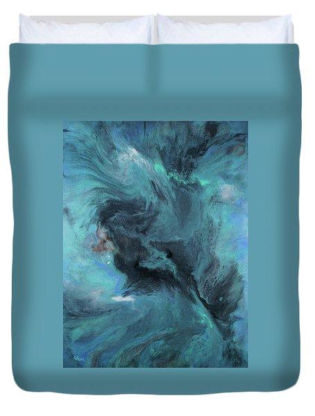 Beautiful Storm Duvet Cover